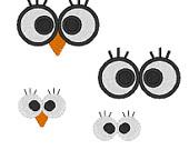 170x135 Owl Eyes Clipart