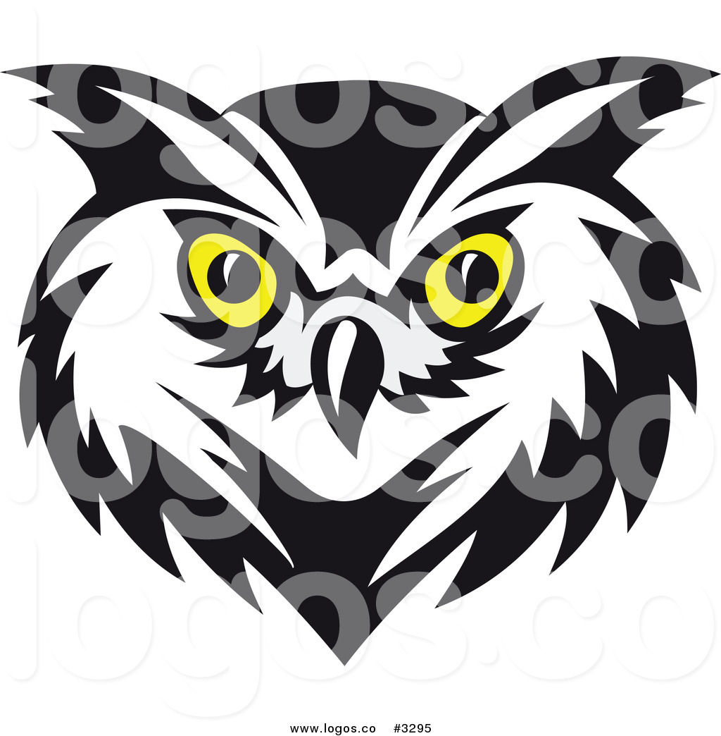 1024x1044 Owl Logos Clipart