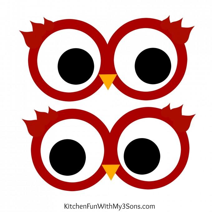 680x680 Popcorn Clipart Owl