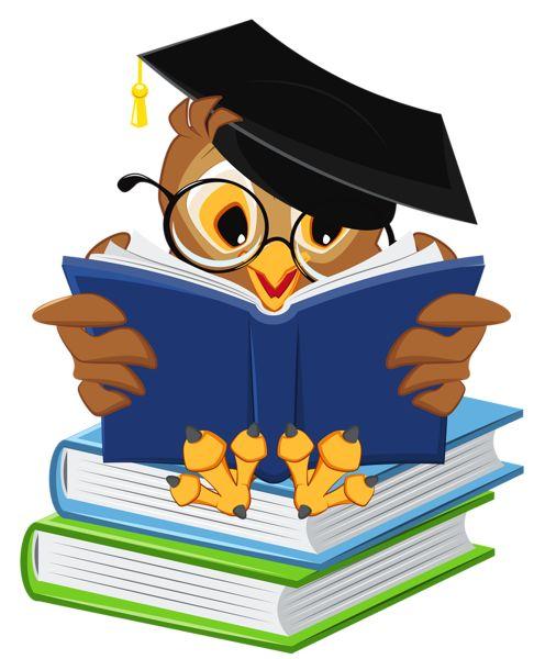 496x600 Best School Owl Clipart