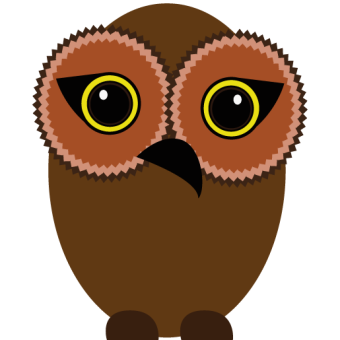 340x340 20 Owl Clip Art Vectors Download Free Vector Amp Graphics
