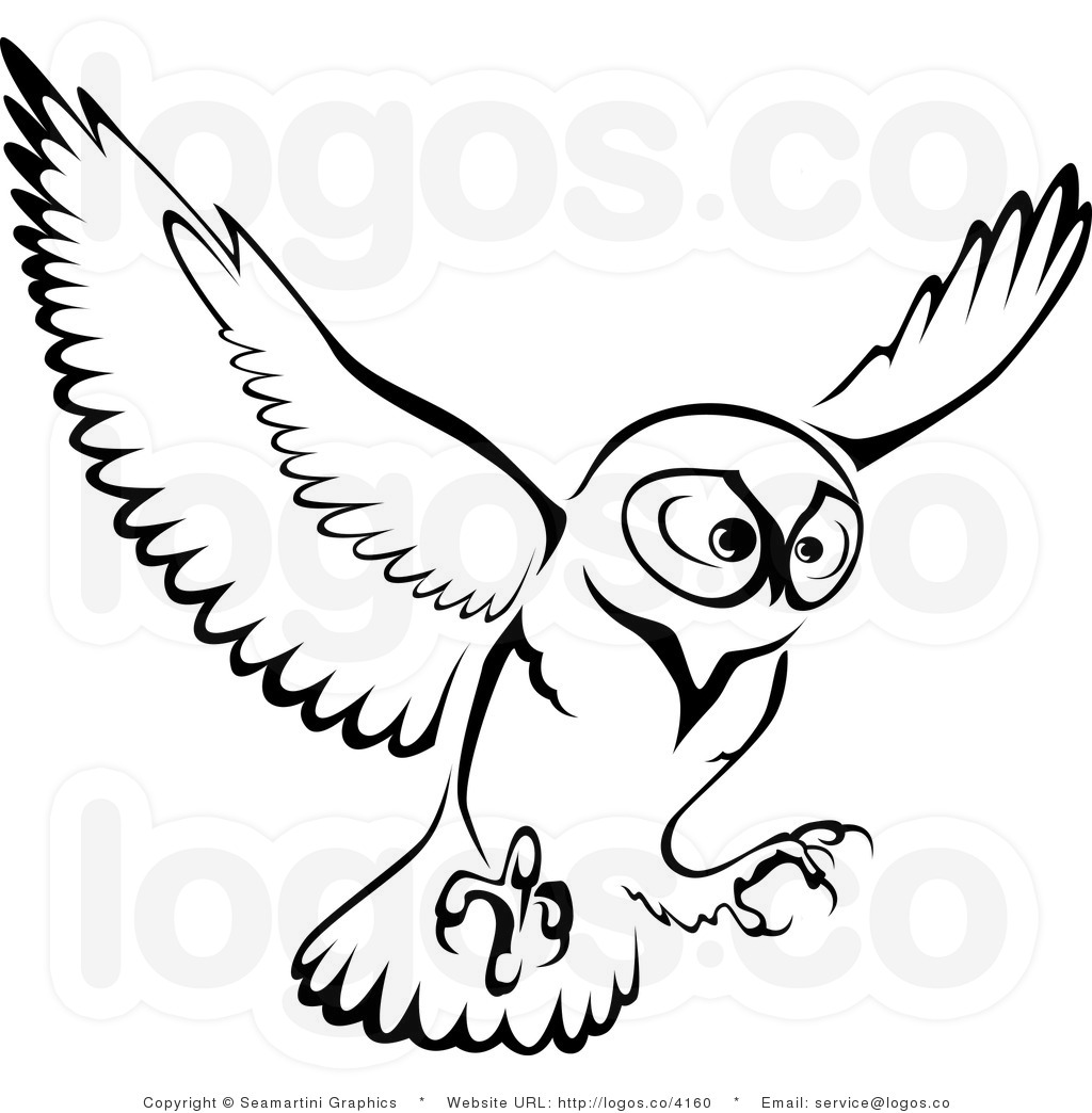 1024x1044 Free Owl Black And White Clipart