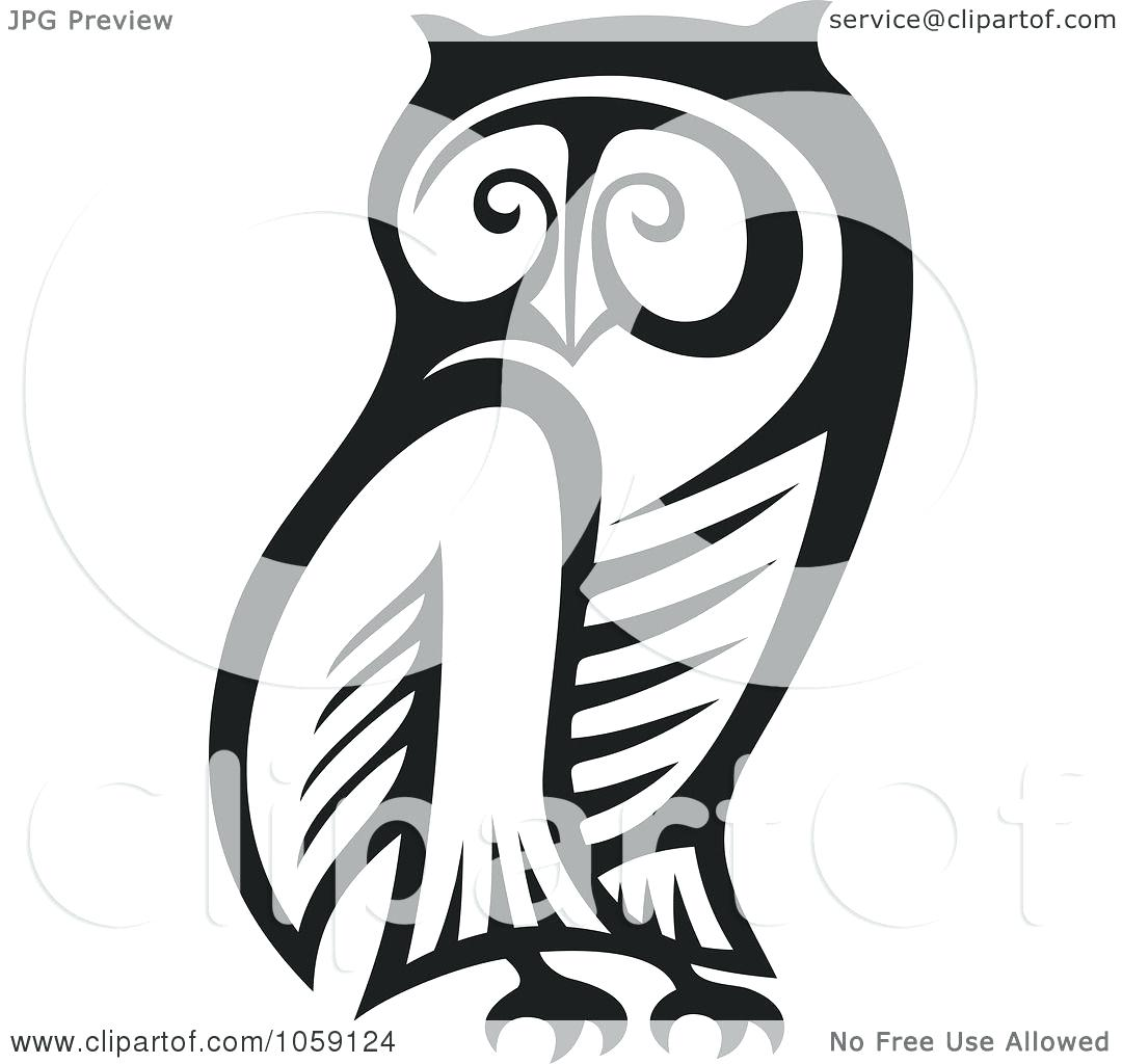 owl outline clipart free download best owl outline clipart on
