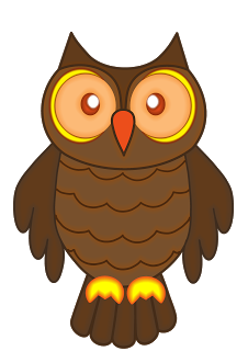 226x320 Classroom Treasures Reading Owl Clipart