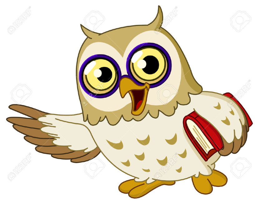 830x653 Best School Owl Clipart