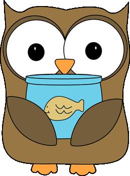 259x350 Owl Classroom Pet Helper Clip Art