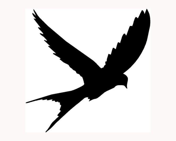 736x588 Best Bird Silhouette Ideas Bird Silhouette Art