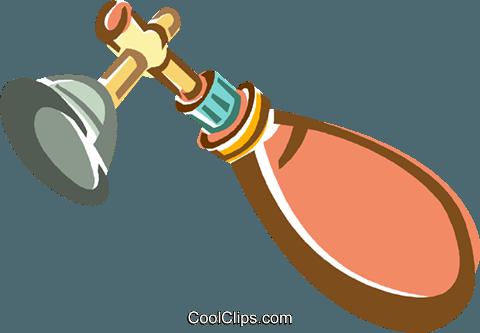 480x333 Oxygen Pump Royalty Free Vector Clip Art Illustration Vc015985