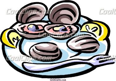 375x261 Oysters Clip Art Clipart Panda