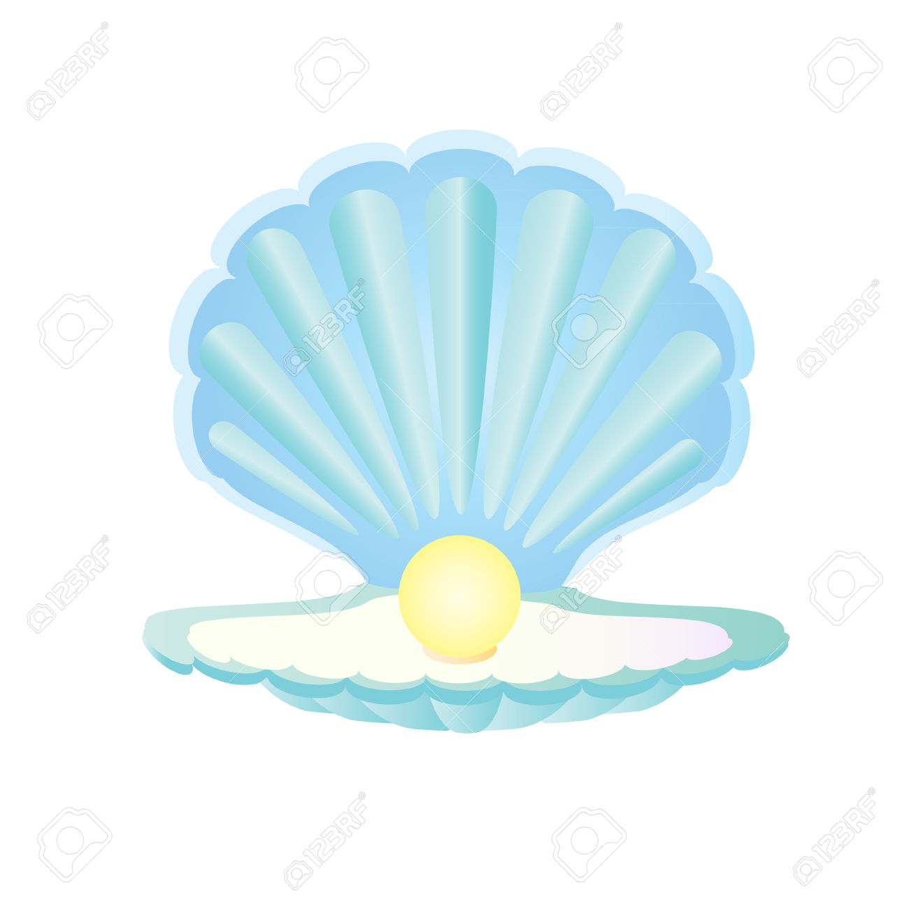1300x1300 Pearl Seashell Clipart, Explore Pictures