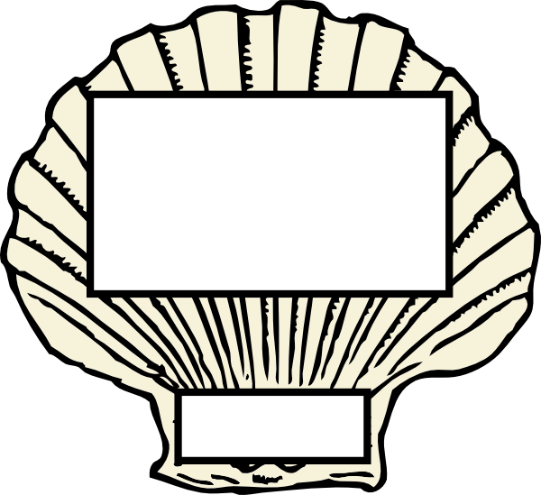 600x549 Shell For Ccd Clip Art