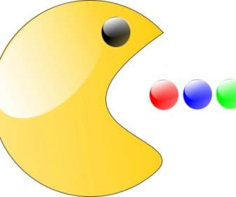336x280 Pacman Yet Another Clip Art Vector Clip Art Free Vector Free Download