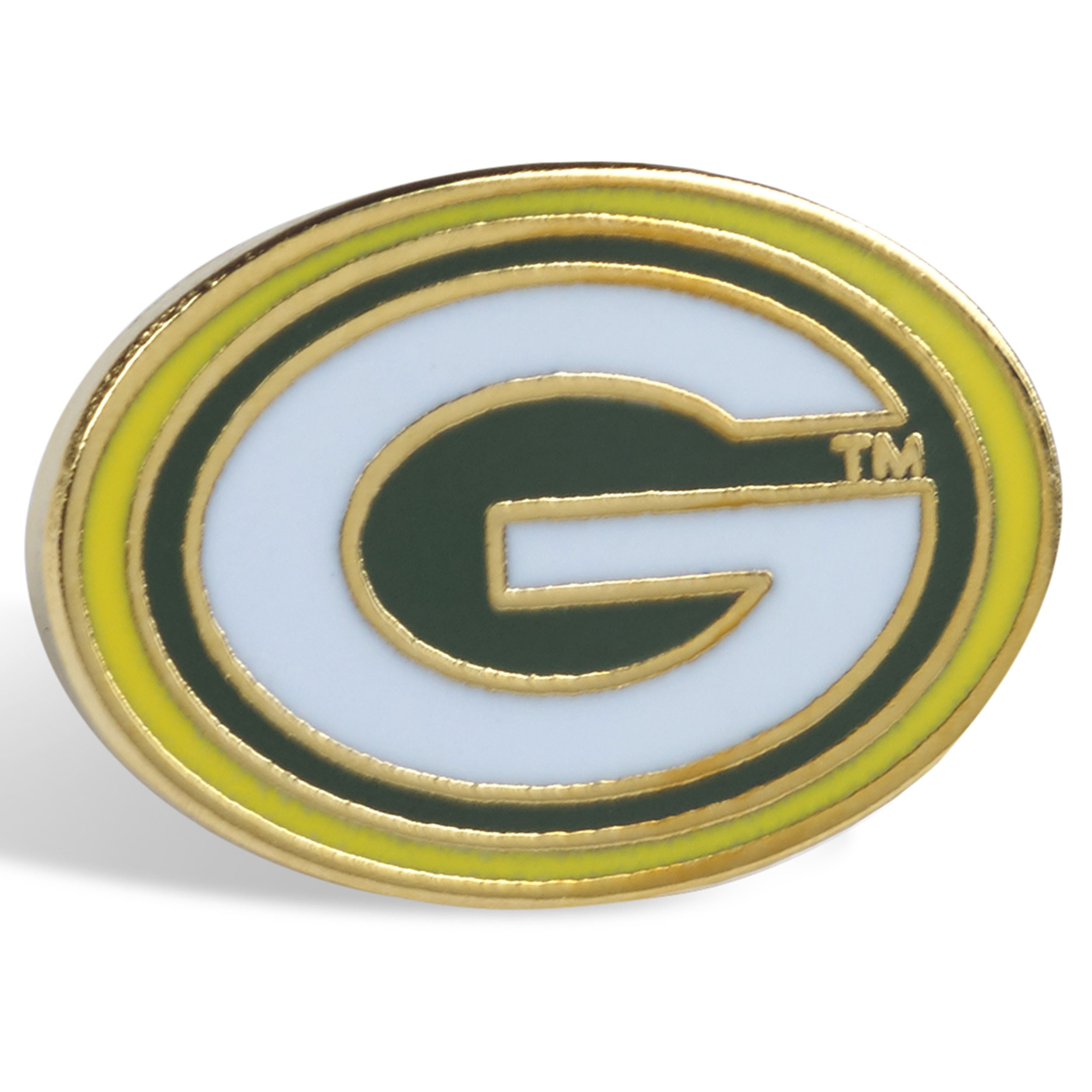 2500x2500 Green Bay Packers G Logo Pin