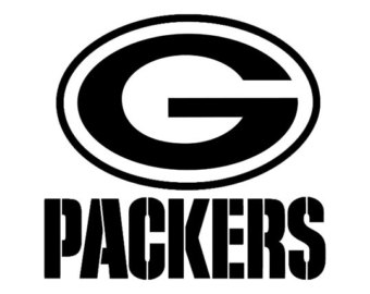 340x270 Packers Laptop Decal Etsy