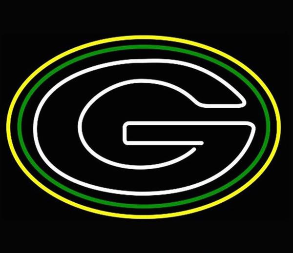 600x519 Whiskey Break Green Bay Packers Neon Sign Frog It