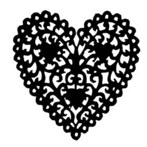 300x300 Clipart Picture Of A Pagan Heart Design