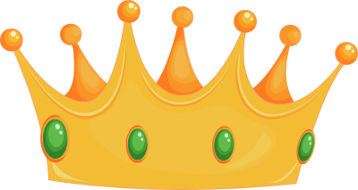 400x213 Free Crown Clipart
