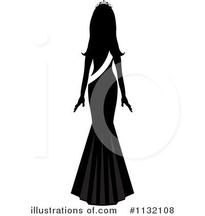 400x420 Beauty Pageant Clipart