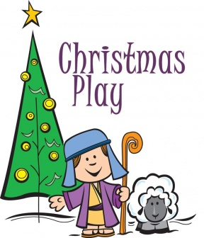 288x336 Christmas Pageant Cliparts