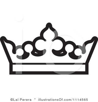 400x420 Clip Art Queen And King Crown