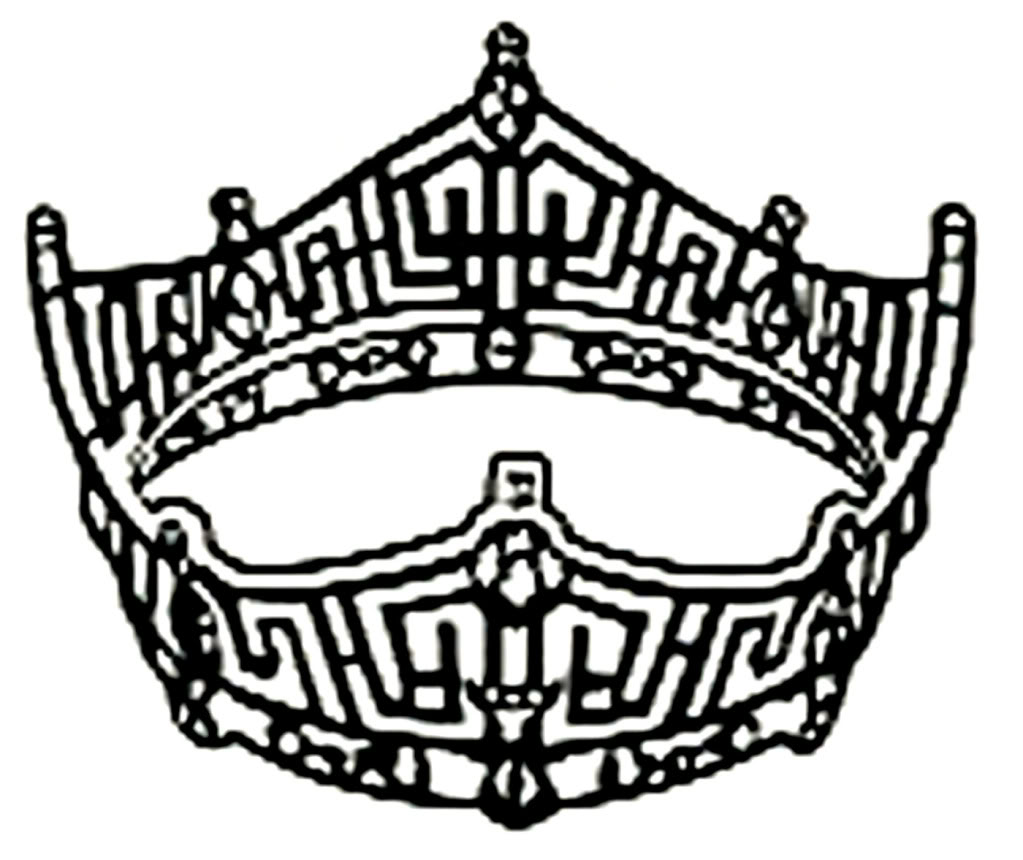 1023x860 Pageant Crown Clipart