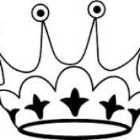 200x200 Prince Crown Clipart