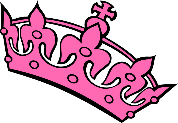 600x416 Princess Crown Clipart