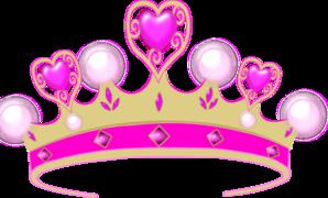 298x180 Tiara Pageant Crown Clip Art Princess Crown Postcards Crowns