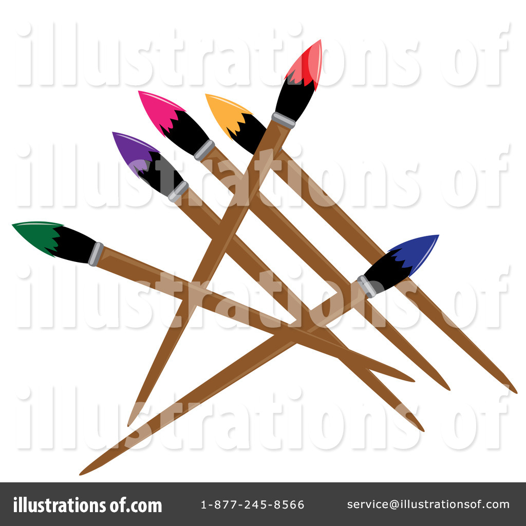 1024x1024 Top 64 Paintbrush Clip Art