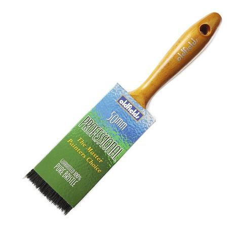 480x480 Buy Oldfields Professional Premium 100% Pure Bristle Paint Brushes