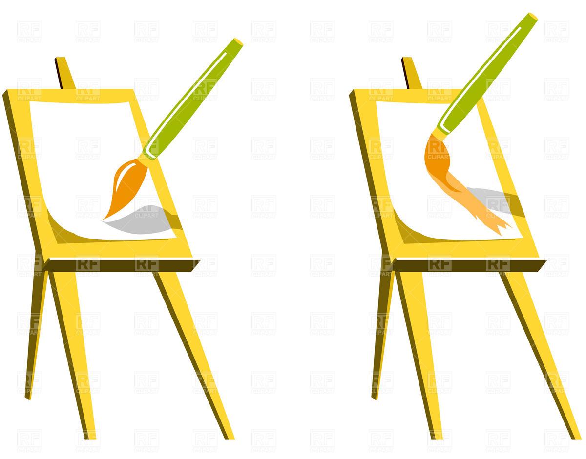1200x941 Paintbrush Clip Art