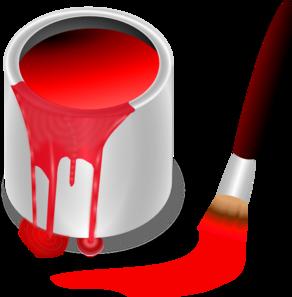 292x297 Paint Brush Png Clip Art, Pa Nt Brush Clip Art