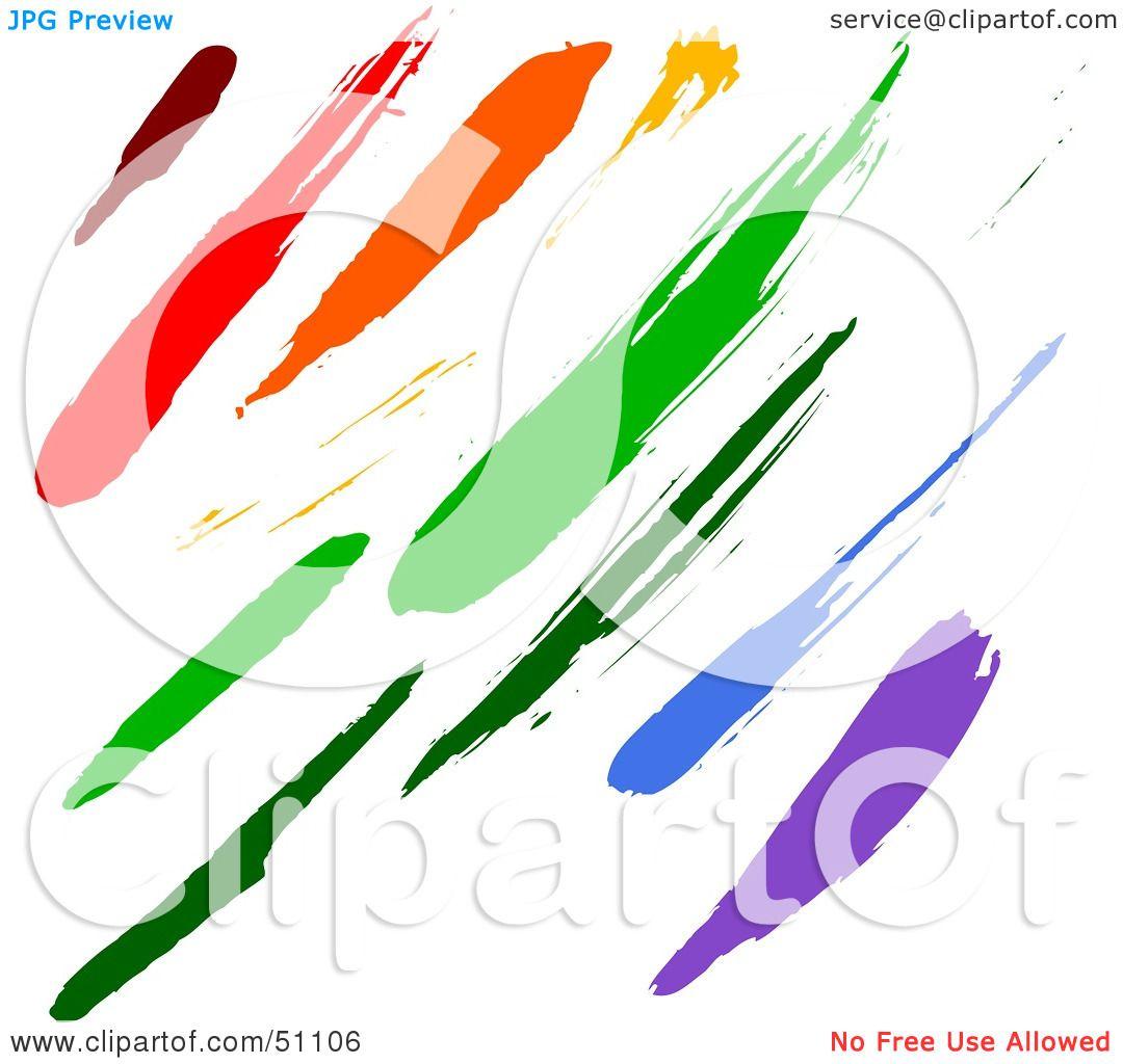 1080x1024 Paint Brush Stroke Clip Art Nvsi