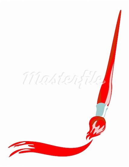 427x550 Paint Brush Stroke Vector Clipart Panda