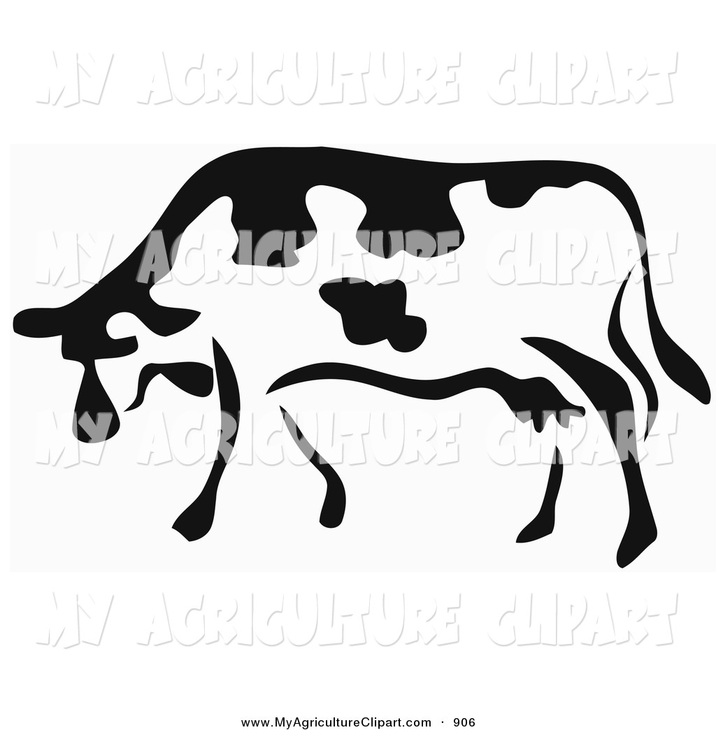 1024x1044 Vector Agriculture Clipart Of A Black And White Paintbrush Stroke