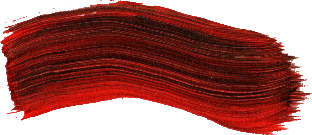 1295x560 20 Paint Brush Strokes (Png Transparent)