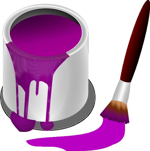 594x600 Paint Bucket Clipart Kid 2