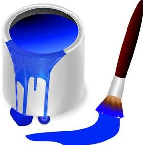 Paint Can Clipart