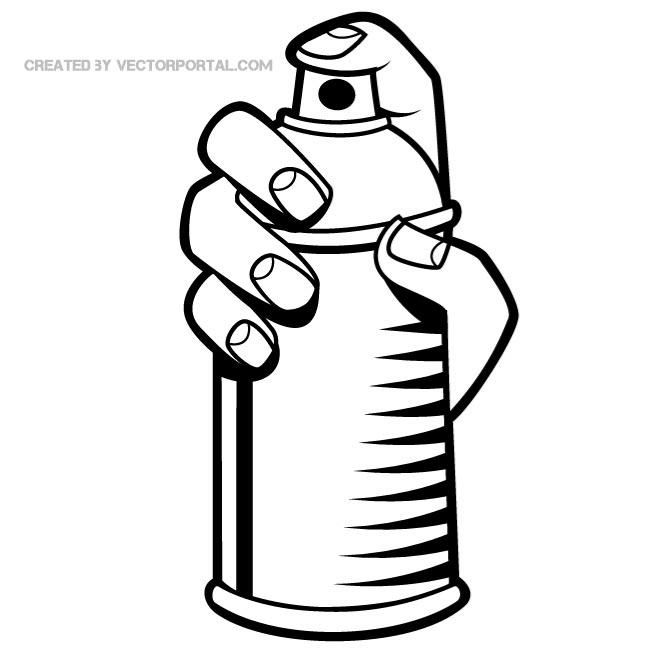 660x660 Gallery Images And Information Spray Paint Can Clip Art, Spray