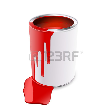 450x450 9,171 Paint Can Stock Illustrations, Cliparts And Royalty Free
