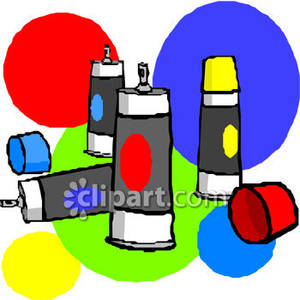 300x300 Spray Paint Cans