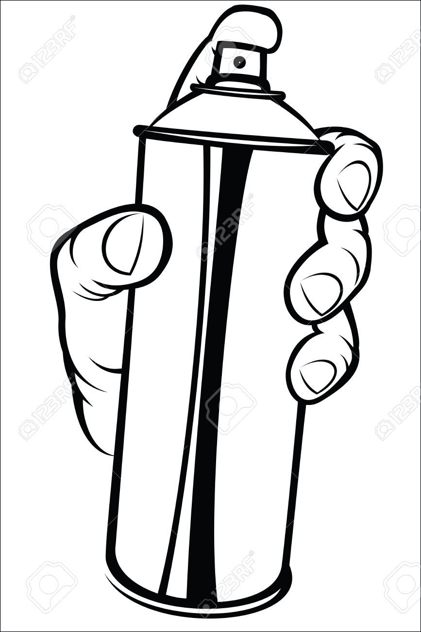 867x1300 Can Clipart Hand Holding