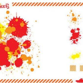 340x340 Paint Splatter Vectors Download Free Vector Art Amp Graphics