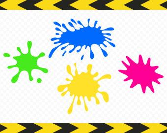 340x270 Paint Splatter Etsy