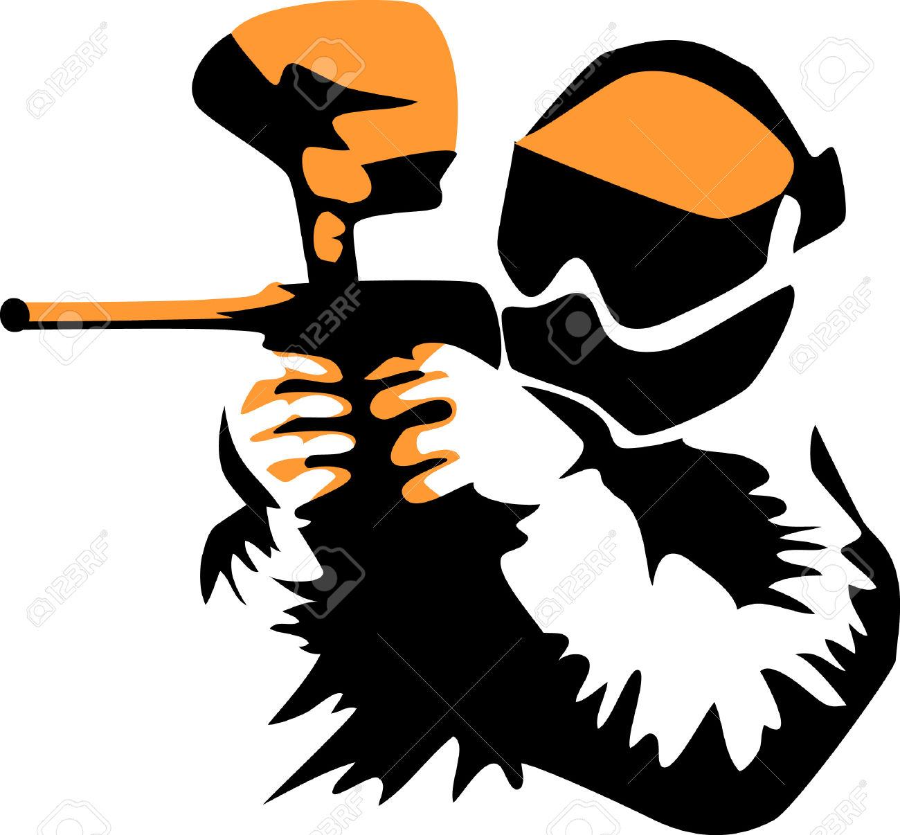1300x1206 Paint Clipart Paintball