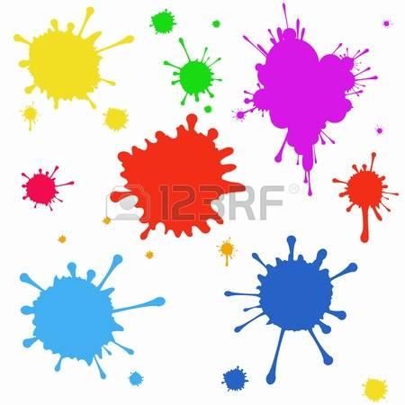 450x450 Wet Paint Clip Art Free Clipart Collection