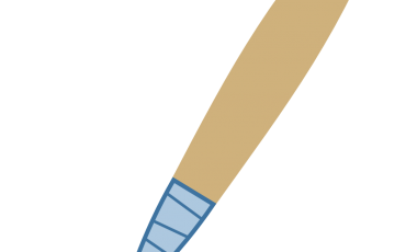 380x230 Paintbrush Tip Clip Art Cliparts