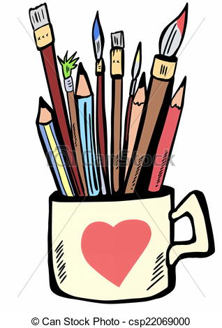 318x470 Artist Paint Brush Clip Art Painting Clip Art
