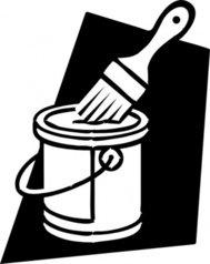 189x238 Paint Brush Clip Art Download 589 Clip Arts