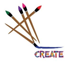 285x285 Paintbrush Paint Brush Clip Art Black And White Free 2